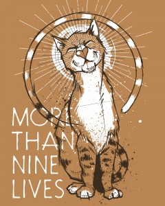 more than nine lives