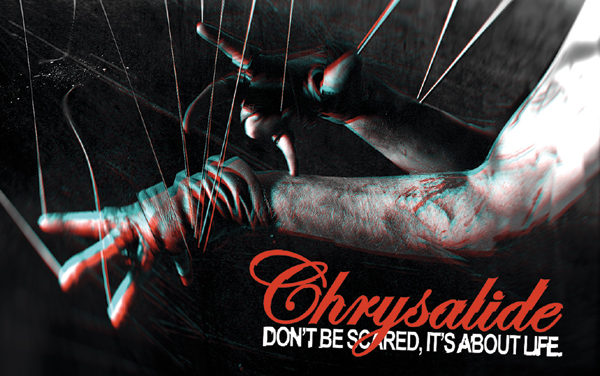 """In Conversation: Chrysalide, """"Don't Be Scared, It's About Life"""""""