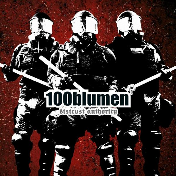 "100blumen, ""Distrust Authority"""