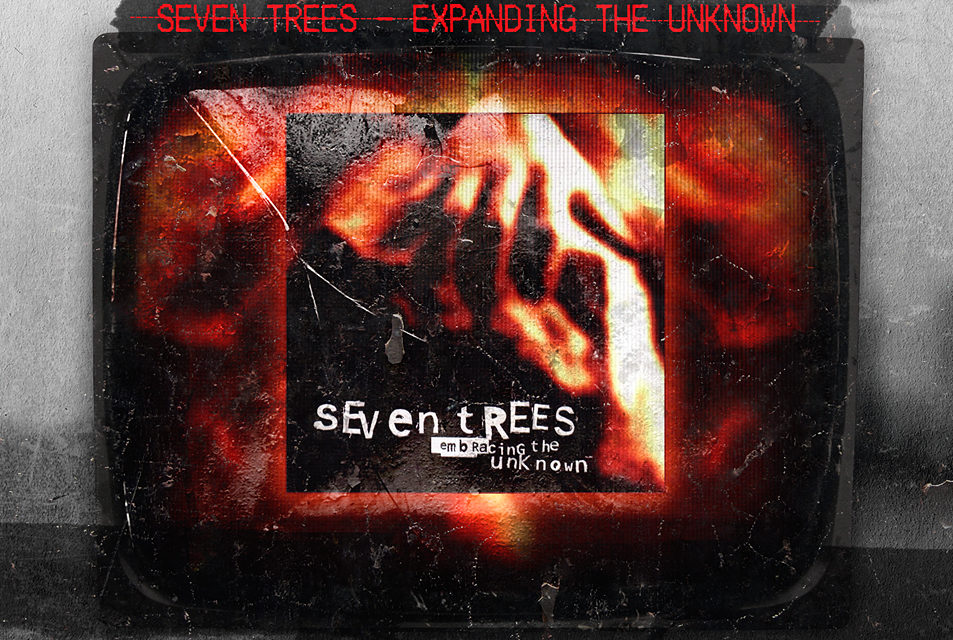 """Replicas: Seven Trees, """"Expanding the Unknown"""""""