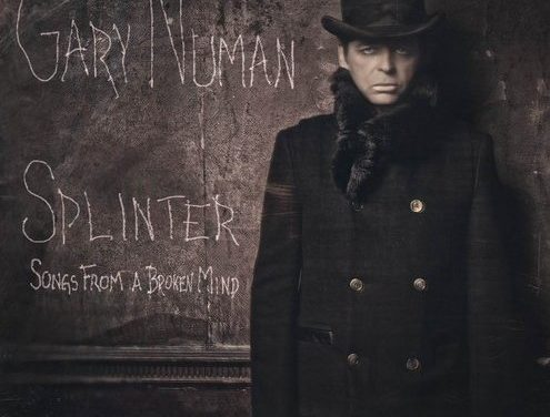 "Gary Numan, ""Splinter (Songs from a Broken Mind)"""