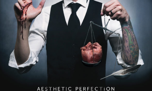 """Aesthetic Perfection, """"Blood Spills Not Far From the Wound"""""""