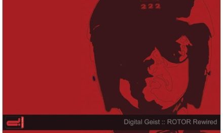 """Digital Geist, """"R.O.T.O.R. Rewired"""""""