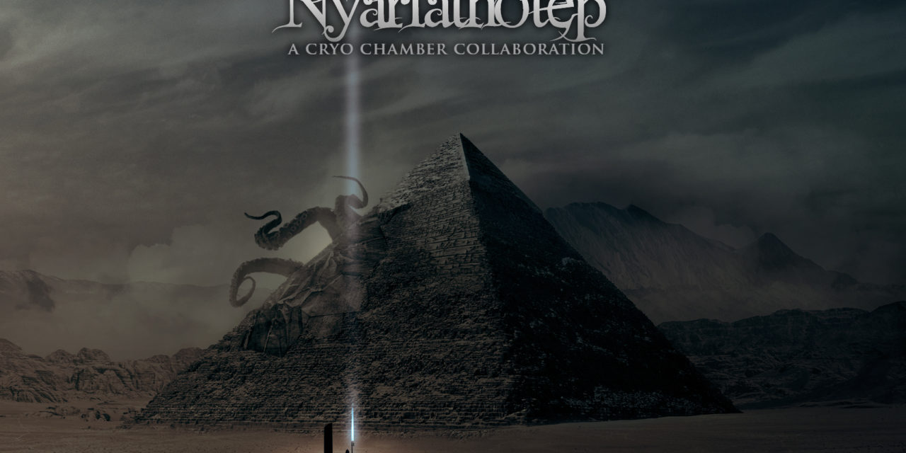 """Various Artists, """"Nyarlathotep"""""""