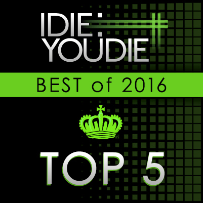 I Die: You Die's Top 25 of 2016: 5-1