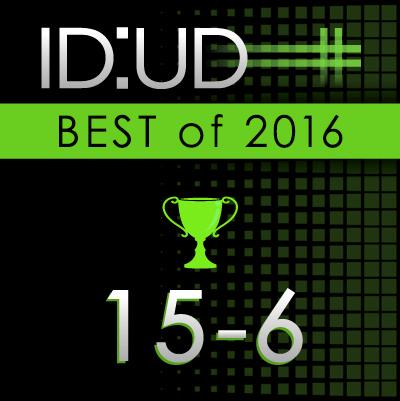 I Die: You Die's Top 25 of 2016: 15-6