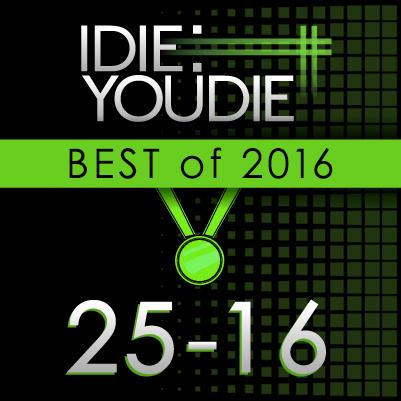 I Die: You Die's Top 25 of 2016: 25-16