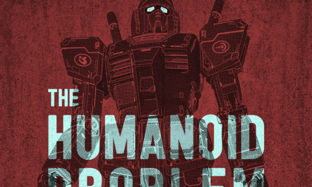 """Imminent/Synapscape, """"The Humanoid Problem"""""""