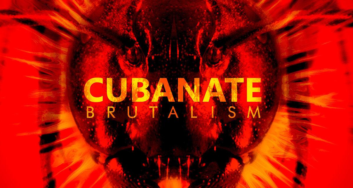 """Cubanate, """"Brutalism"""""""
