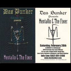 Mentallo & The Fixer - Live At Das Bunker