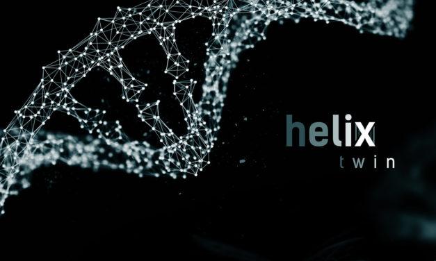 """Helix, """"Twin"""""""