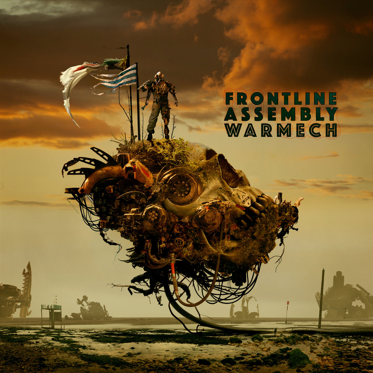 "Front Line Assembly, ""WarMech"""