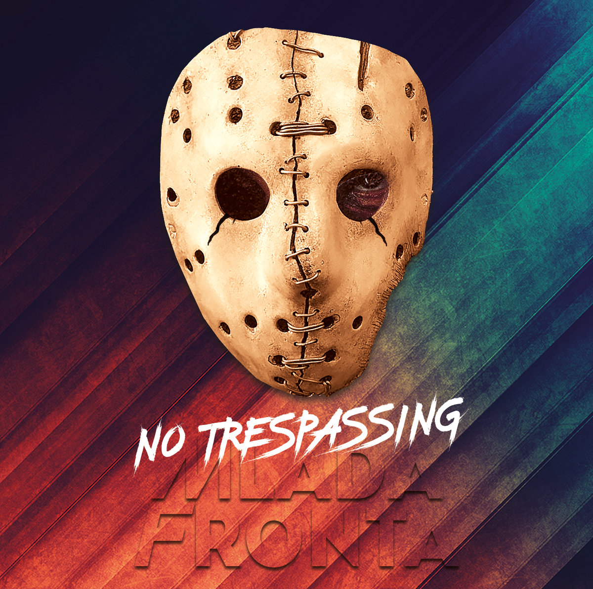 "Mlada Fronta, ""No Trespassing"""