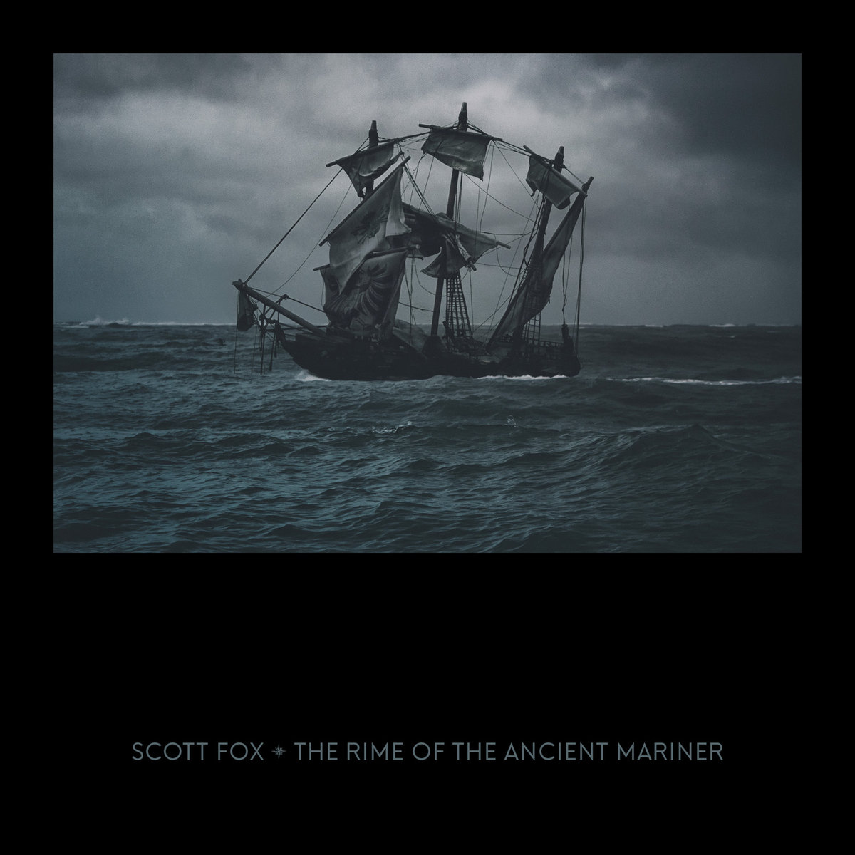 """Scott Fox, """"The Rime of the Ancient Mariner"""""""