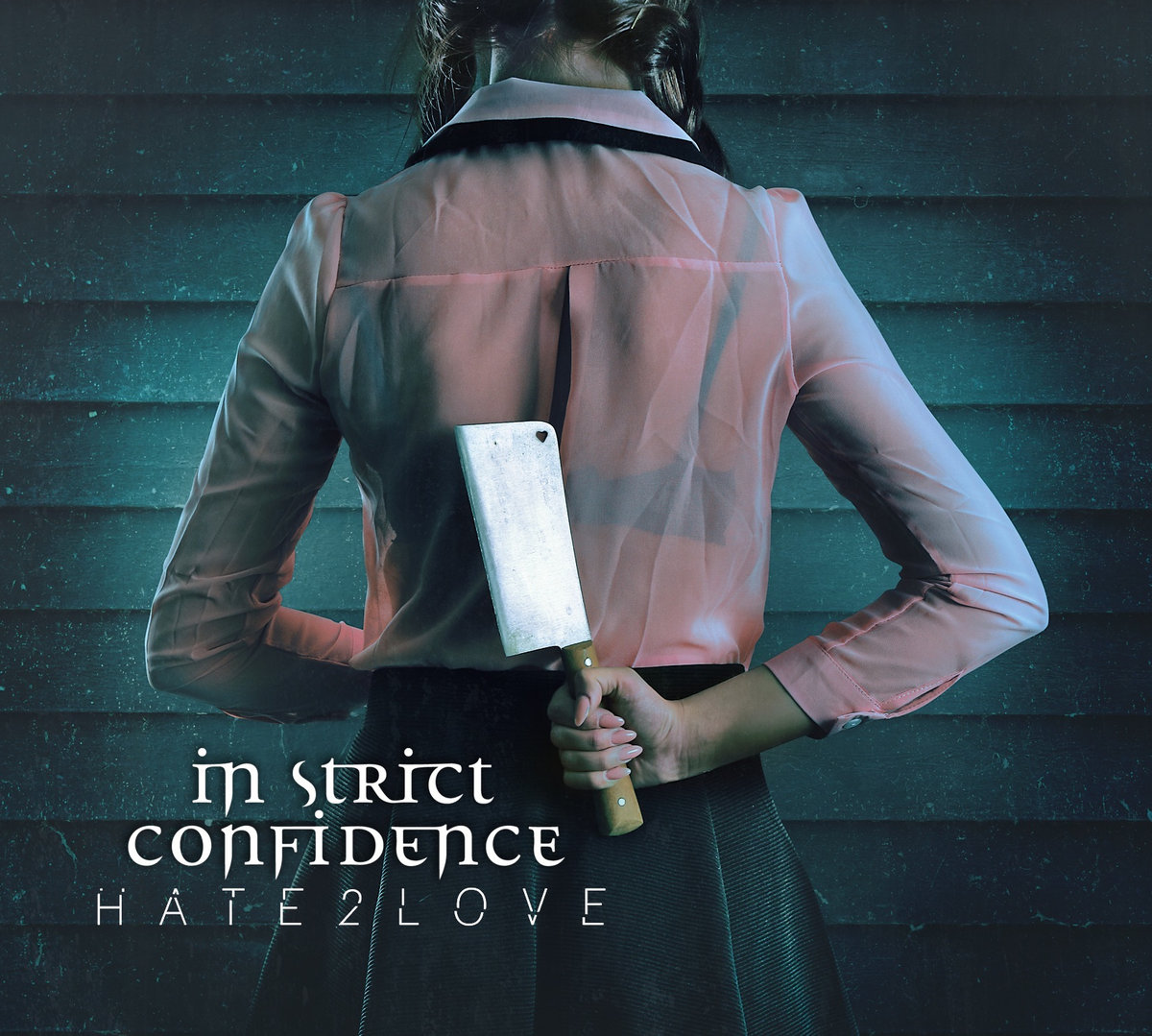 "In Strict Confidence, ""Hate2Love"""