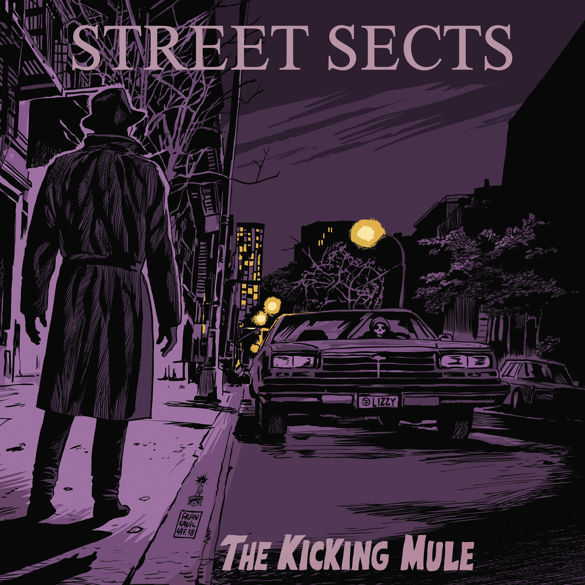 """Street Sects, """"The Kicking Mule"""""""