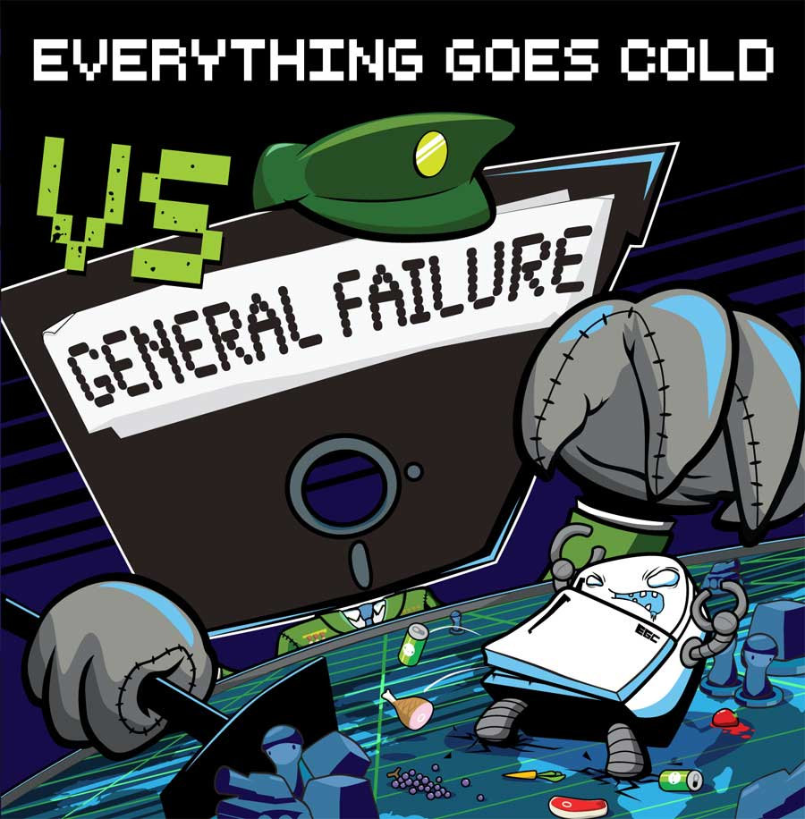 "We Have a Commentary: Everything Goes Cold, ""Vs. General Failure"""