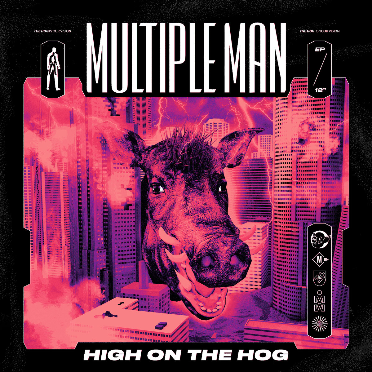 "Multiple Man, ""High On The Hog"""