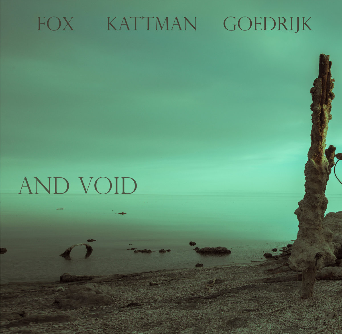 And Void, self-titled