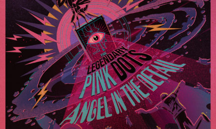 """The Legendary Pink Dots, """"Angel In The Detail"""""""