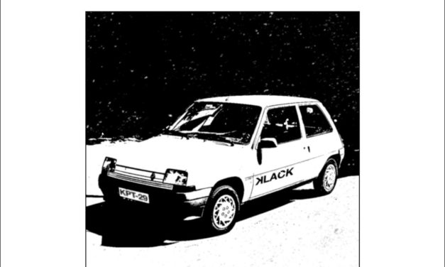 "We Have a Commentary: Klack, ""Introducing The 1984 Renault LeCar"""